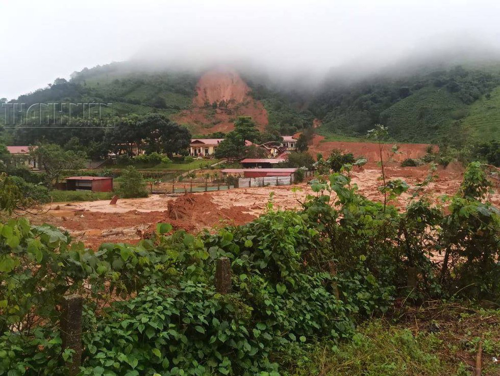 Nóng: 7 người xã Hướng Việt ở Quảng Trị đi làm rẫy mất tích, 7 người đi cứu gặp nạn - Ảnh 1.