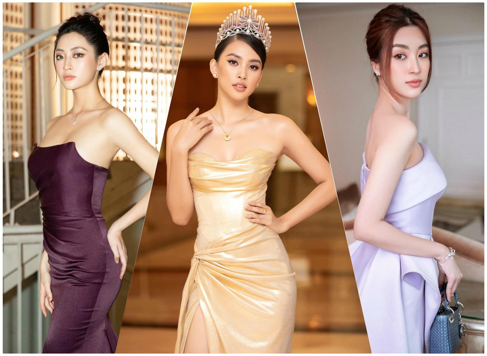 3 Hoa hậu xinh đẹp nói điều xúc động, kêu gọi cứu trợ miền Trung: Đỗ Mỹ Linh, Trần Tiểu Vy... - Ảnh 1.