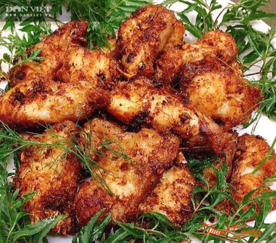 Đổi món với cá lóc nướng bằng nồi chiên không dầu - Ảnh 2.