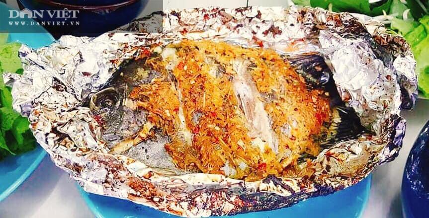 Cách làm món cá dìa nướng ngũ vị bằng nồi chiên không dầu - Ảnh 1.