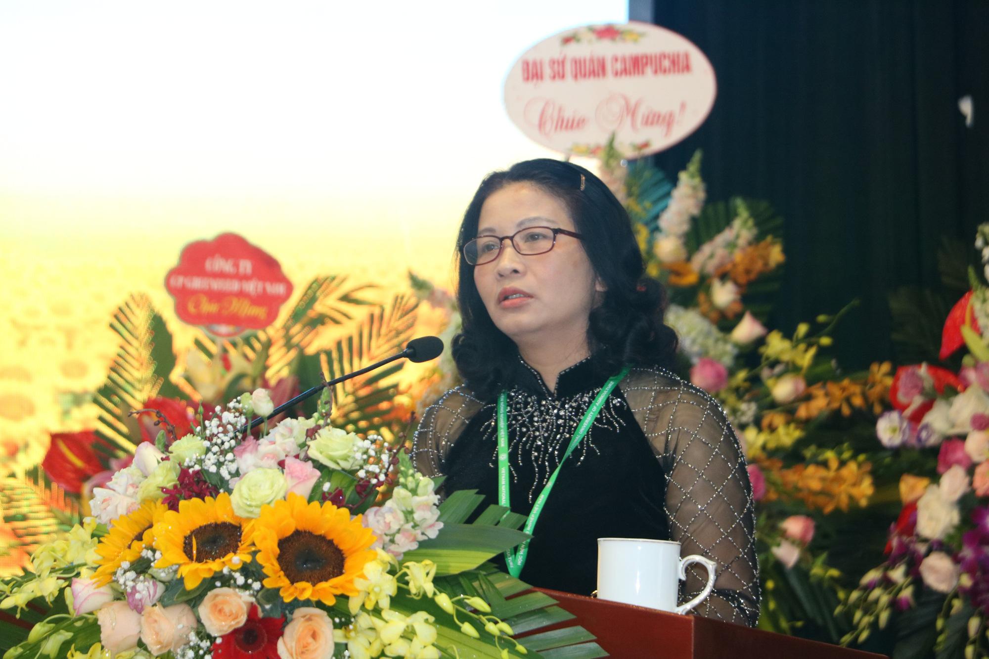 Học viện Nông nghiệp Việt Nam: 90% sinh viên ra trường có việc làm sau 1 năm - Ảnh 1.