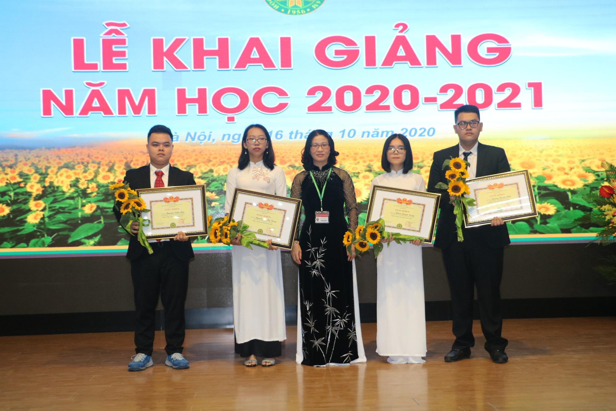 Học viện Nông nghiệp Việt Nam: 90% sinh viên ra trường có việc làm sau 1 năm - Ảnh 2.