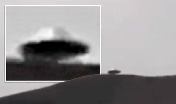 Phát hiện đĩa bay của người ngoài hành tinh tại Mexico - Ảnh 1.
