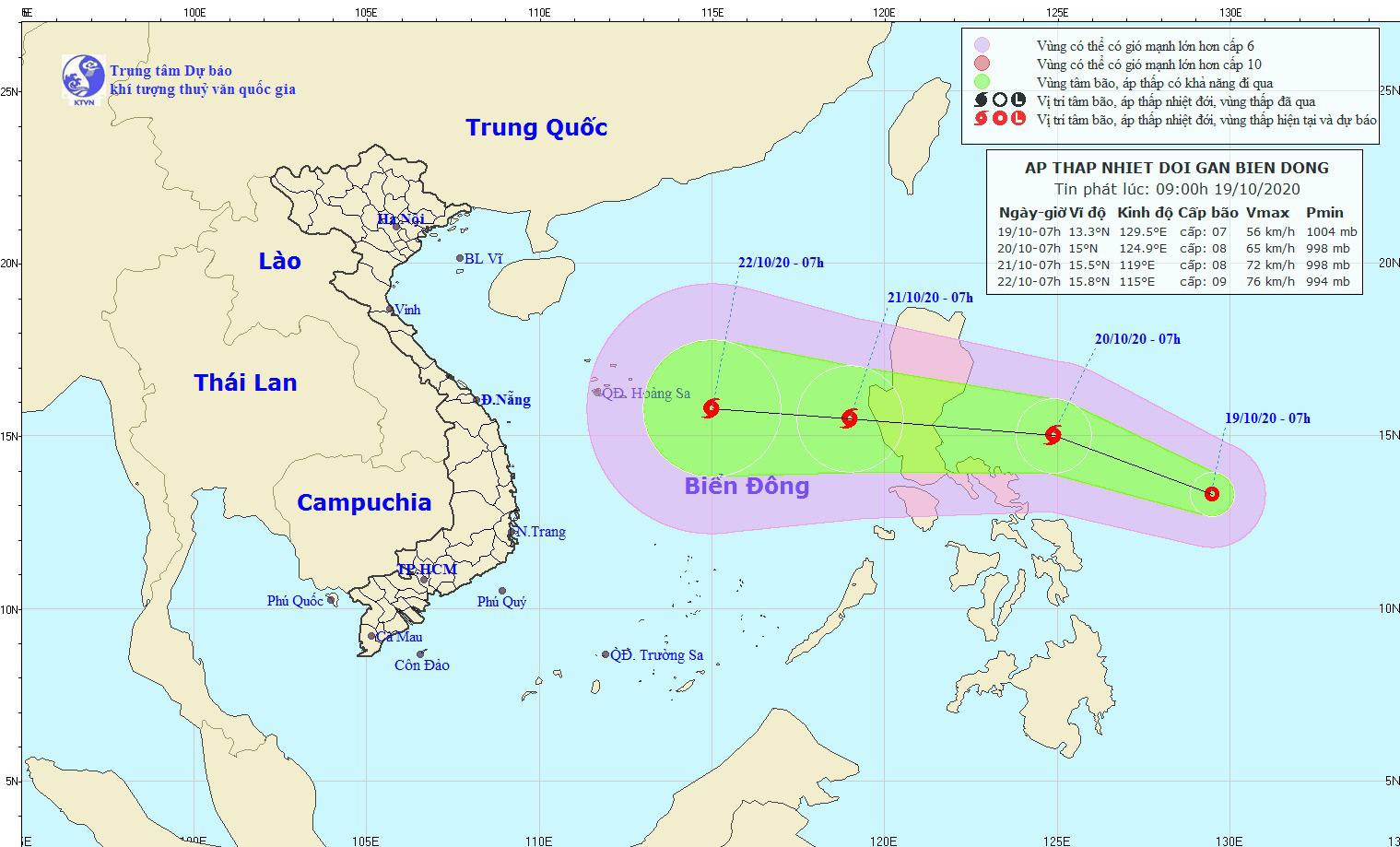 Hà Tĩnh, Quảng Bình đỉnh lũ vượt lũ lịch sử, thêm áp thấp nhiệt đới gần bờ, lại lo lũ chồng lũ - Ảnh 1.