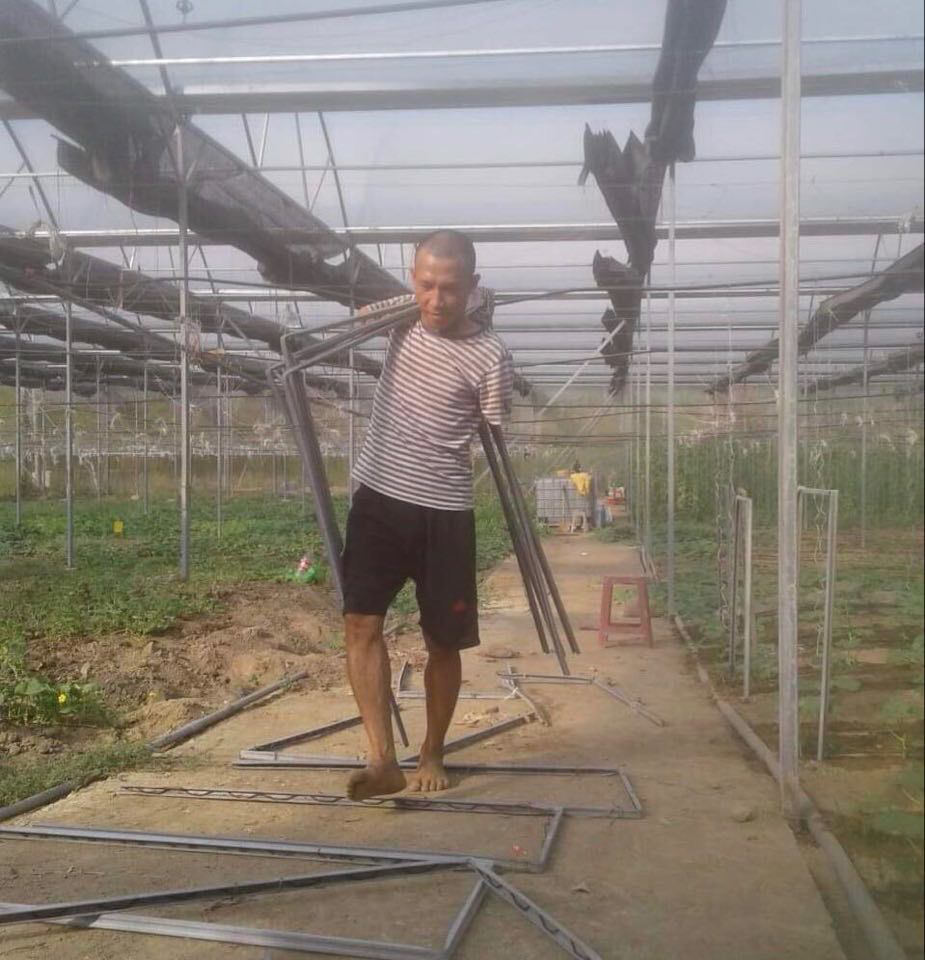 """Quảng Nam: Khuyết tật đôi tay, 8x """"đánh liều"""" thế chấp nhà đất làm nông nghiệp hữu cơ - Ảnh 1."""