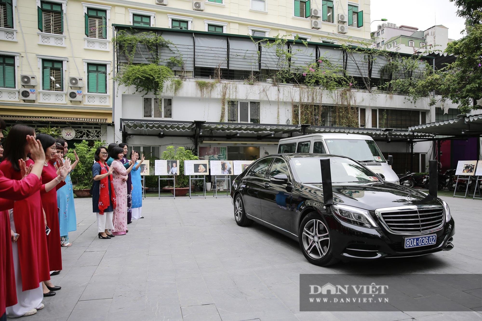 Phu nhân Thủ tướng Nhật Bản tham quan bảo tàng Phụ nữ Việt Nam - Ảnh 6.