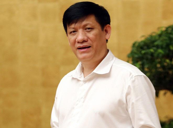 Quyền Bộ trưởng Bộ Y tế Nguyễn Thanh Long được bổ nhiệm kiêm thêm chức mới - Ảnh 1.