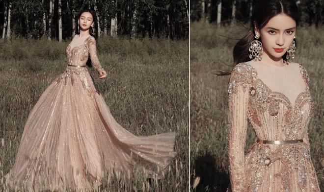 """6 mỹ nhân cổ trang Trung Quốc đời thường: Dương Tử quyến rũ hút mắt, Địch Lệ Nhiệt Ba bị chê """"già trước tuổi"""" - Ảnh 5."""