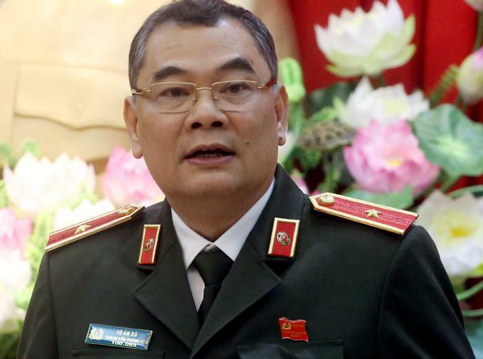 Tướng Công an thông tin việc khởi tố, bắt ông Phạm Đình Quý, giảng viên Đại học Tôn Đức Thắng - Ảnh 1.