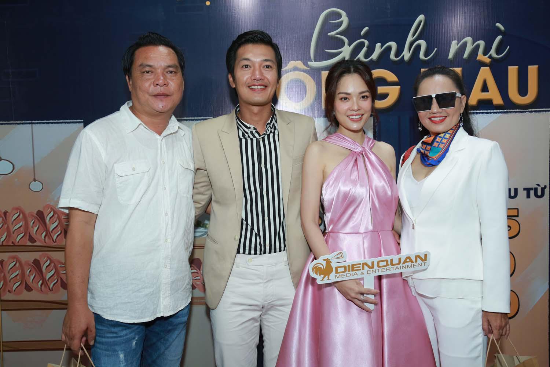 Hồ Bích Trâm kể chuyện bị Dương Cẩm Lynh tát 4 phát trời giáng khi đóng phim  - Ảnh 4.