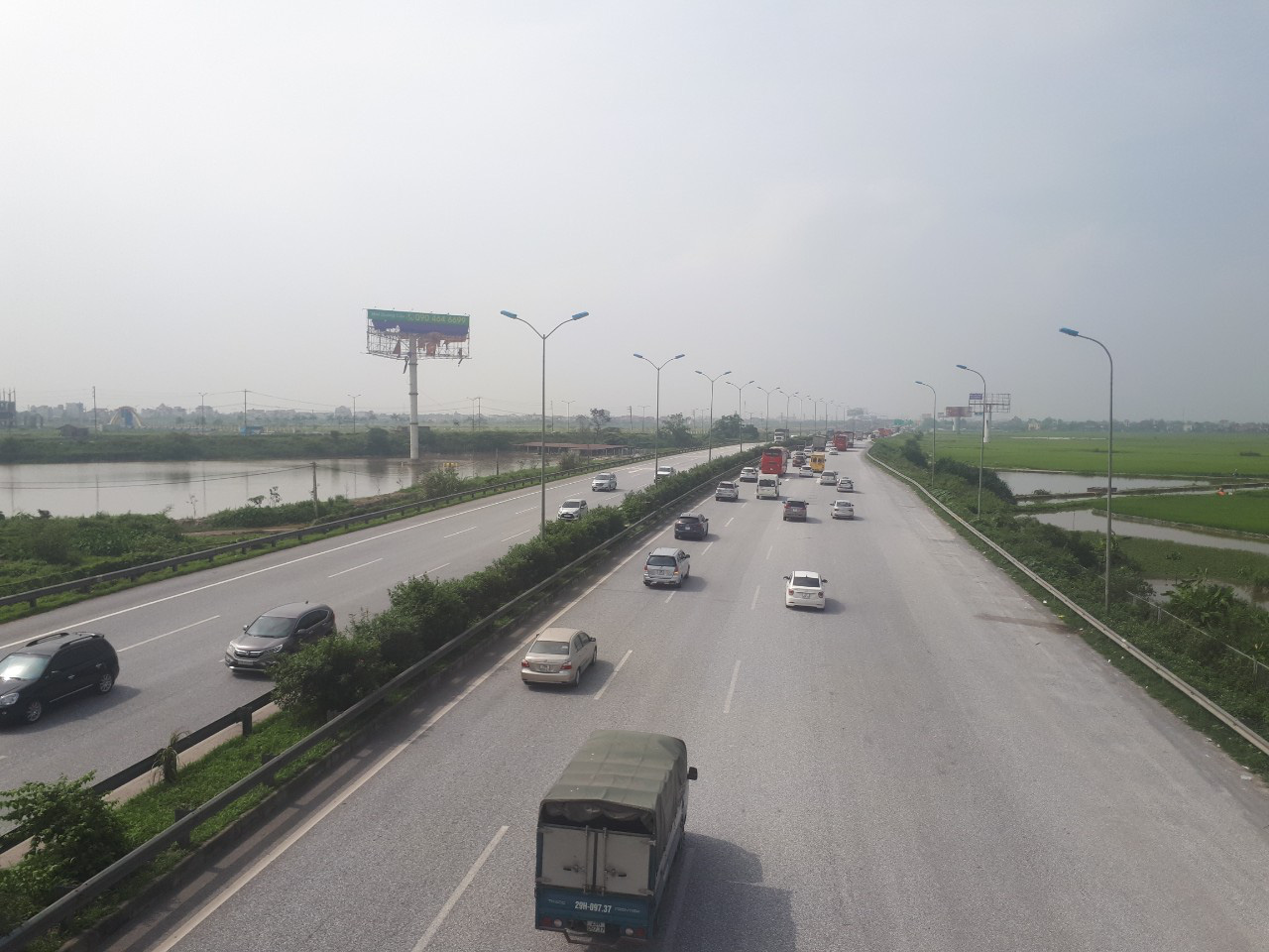 Dự án thu phí không dừng thuộc cao tốc do VEC quản lý bị vỡ tiến độ - Ảnh 2.