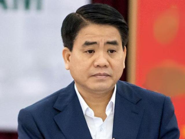 Tướng Công an: Sức khỏe ông Nguyễn Đức Chung bình thường trong điều kiện mới - Ảnh 1.