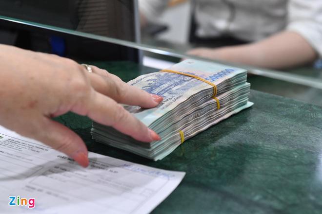 SSI cho rằng lãi suất tiền gửi sẽ không thay đổi nhiều sau quyết định của NHNN. Ảnh: Hoàng Hà.