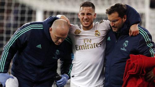 Hazard liên tục dính chấn thương.