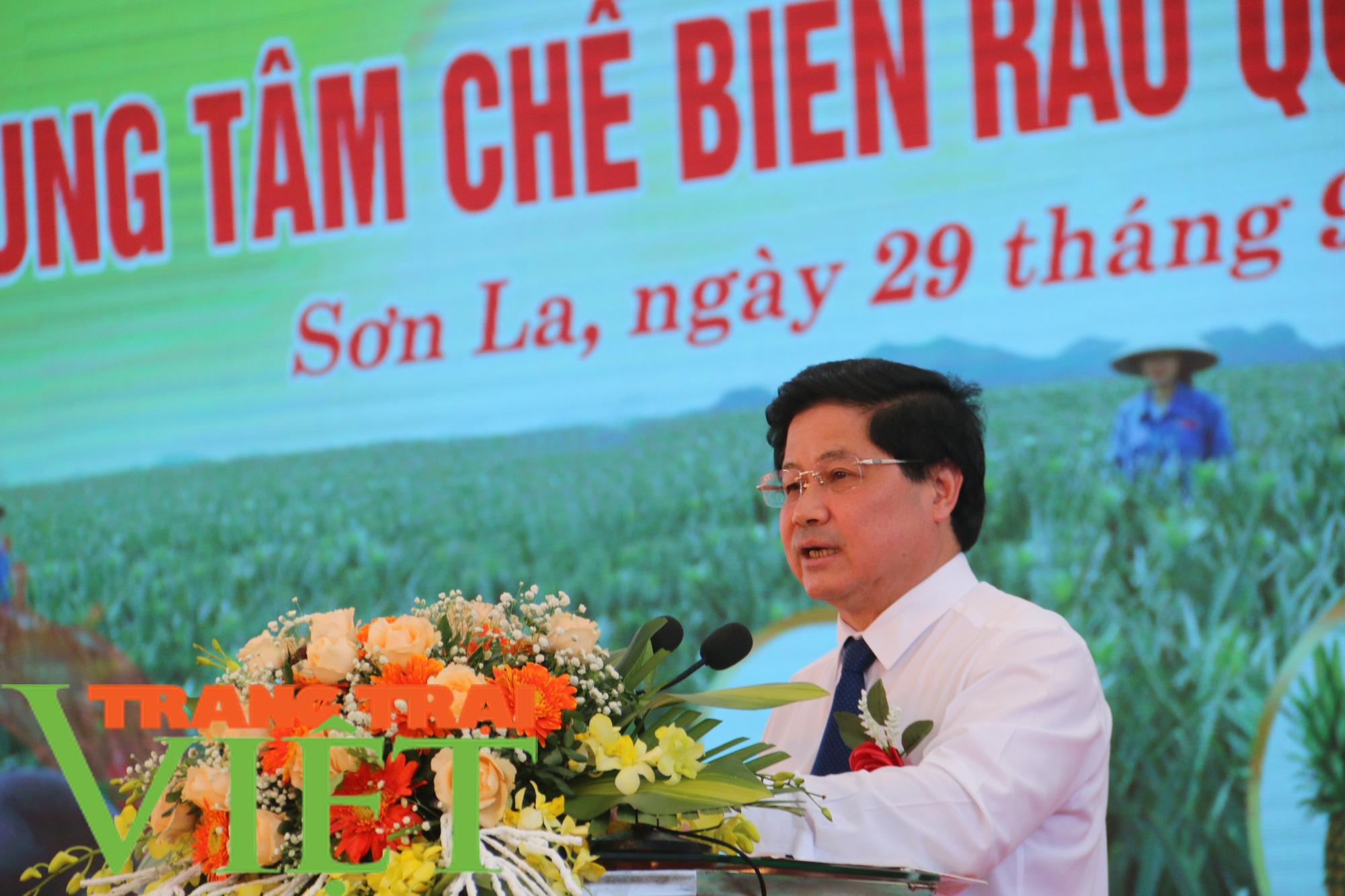 Thứ Trưởng NNPTN: Sơn La là một điển hình về trồng cây ăn quả - Ảnh 1.