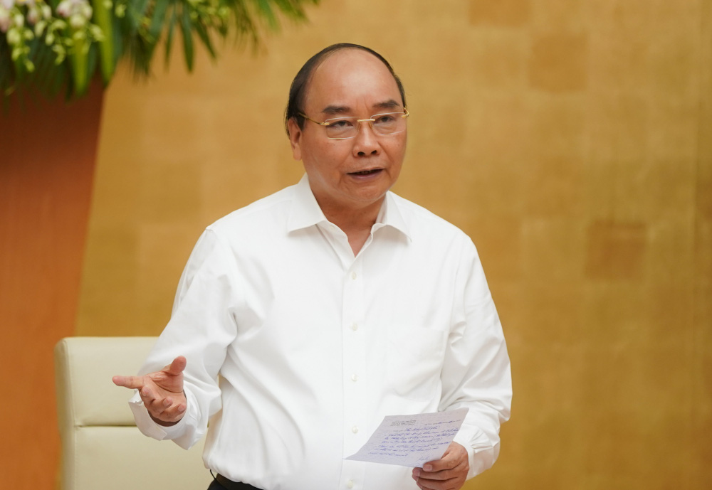 Thủ tướng: Ưu tiên đẩy nhanh tiến độ giải ngân vốn đầu tư công - Ảnh 1.