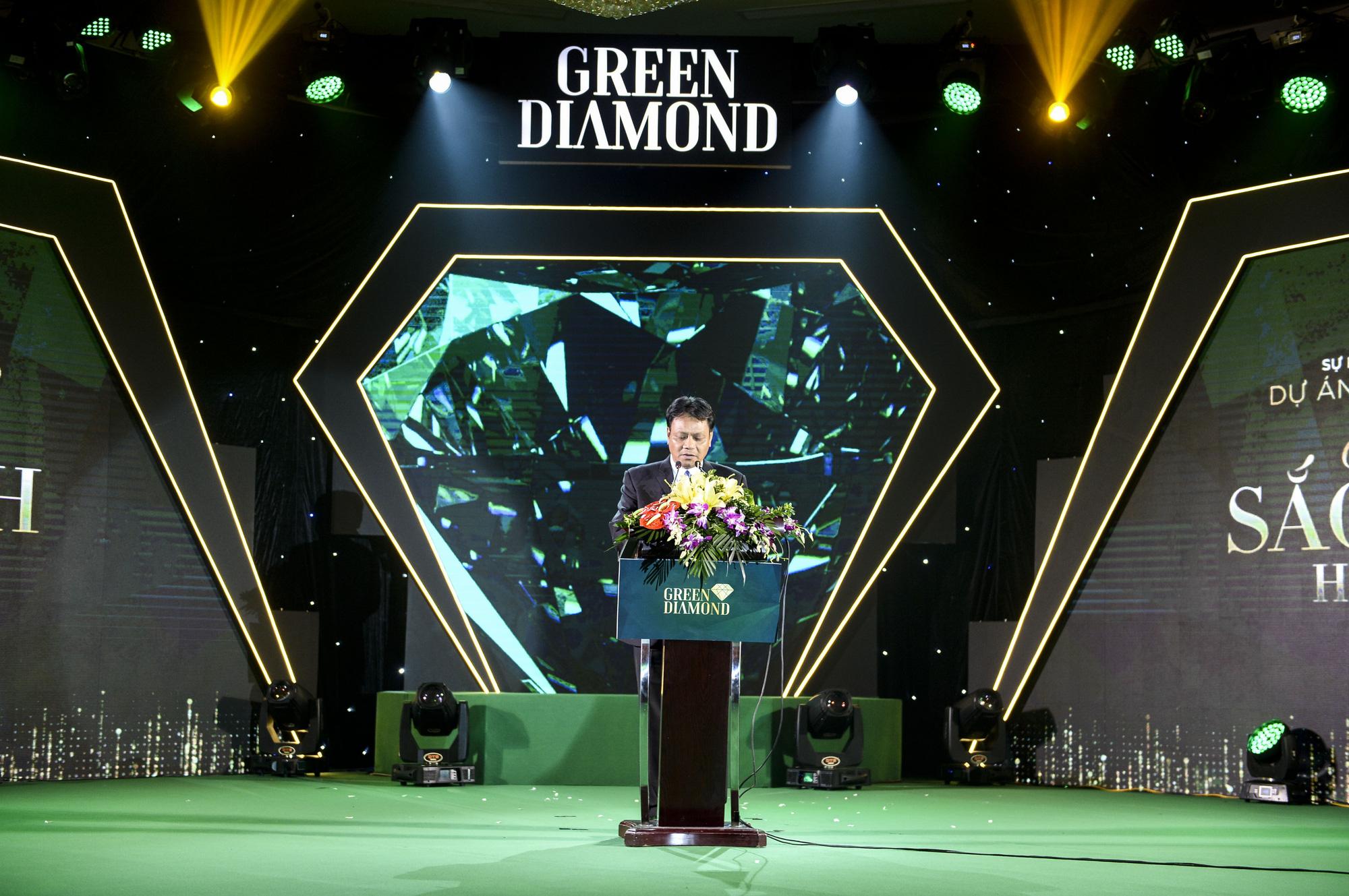 """Quảng Ninh: """"Kiệt tác công nghệ xanh"""" Green Diamond gây sốt thị trường miền Bắc - Ảnh 1."""