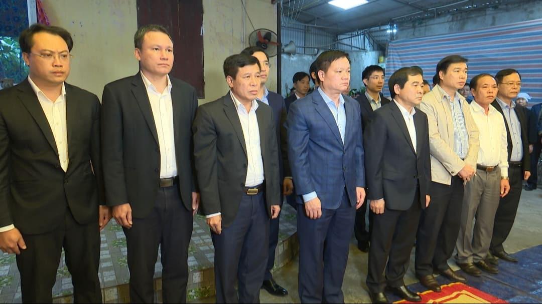 Nhà báo hy sinh khi tham gia cứu nạn ở Rào Trăng 3 về với đất mẹ Thái Bình - Ảnh 5.