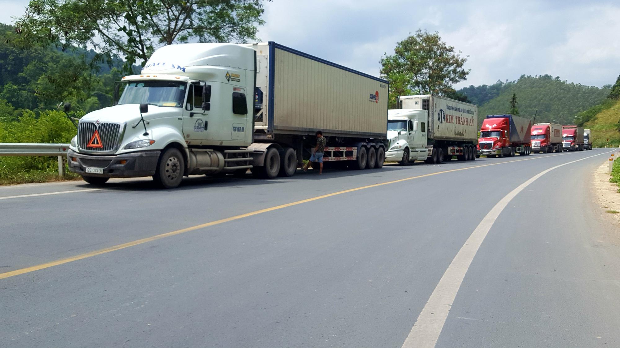 Lạng Sơn: Phương tiện vận tải Trung Quốc nhập cảnh qua CK Chi Ma phải có bảo hiểm bắt buộc - Ảnh 2.