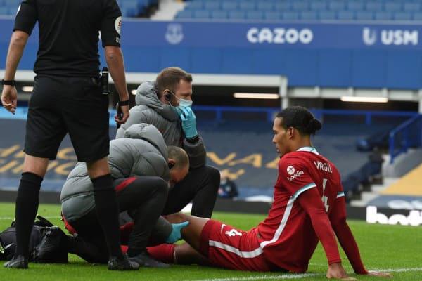 """Thống kê giật mình về Liverpool """"mong manh, dễ vỡ"""" khi thiếu Van Dijk - Ảnh 3."""