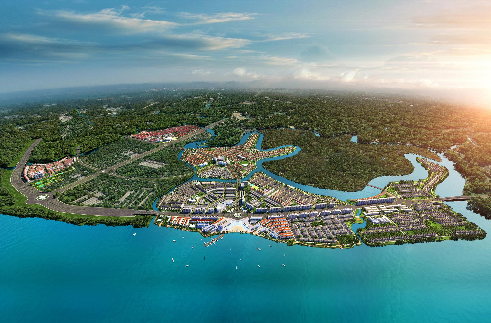 Không gian sống xanh song hành tiện ích: Sức hấp dẫn khó cưỡng từ Aqua City - Ảnh 2.
