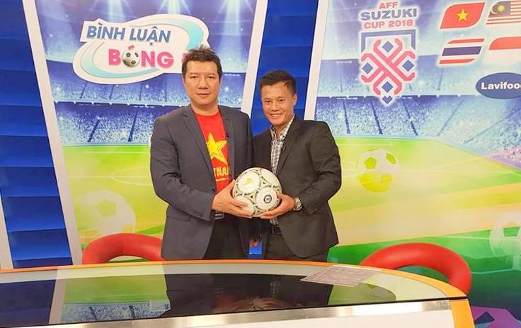 BLV Vũ Quang Huy nói gì khi tài trợ Giải bóng đá Báo NTNN/Dân Việt 2020? - Ảnh 3.