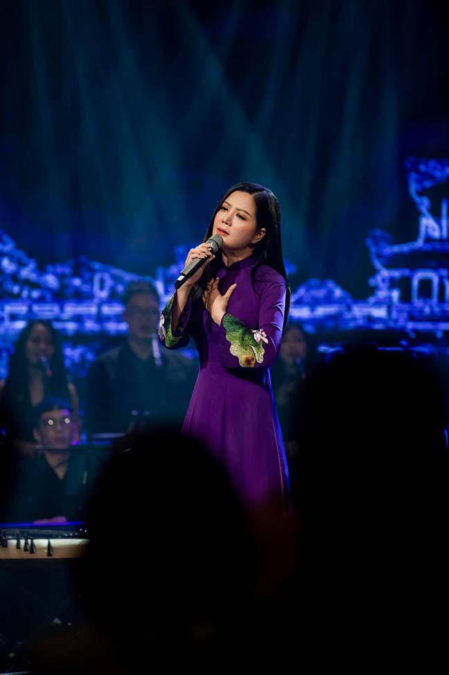 Đinh Hiền Anh tổ chức đêm nhạc quyên góp đồng bào vùng lũ miền Trung  - Ảnh 1.