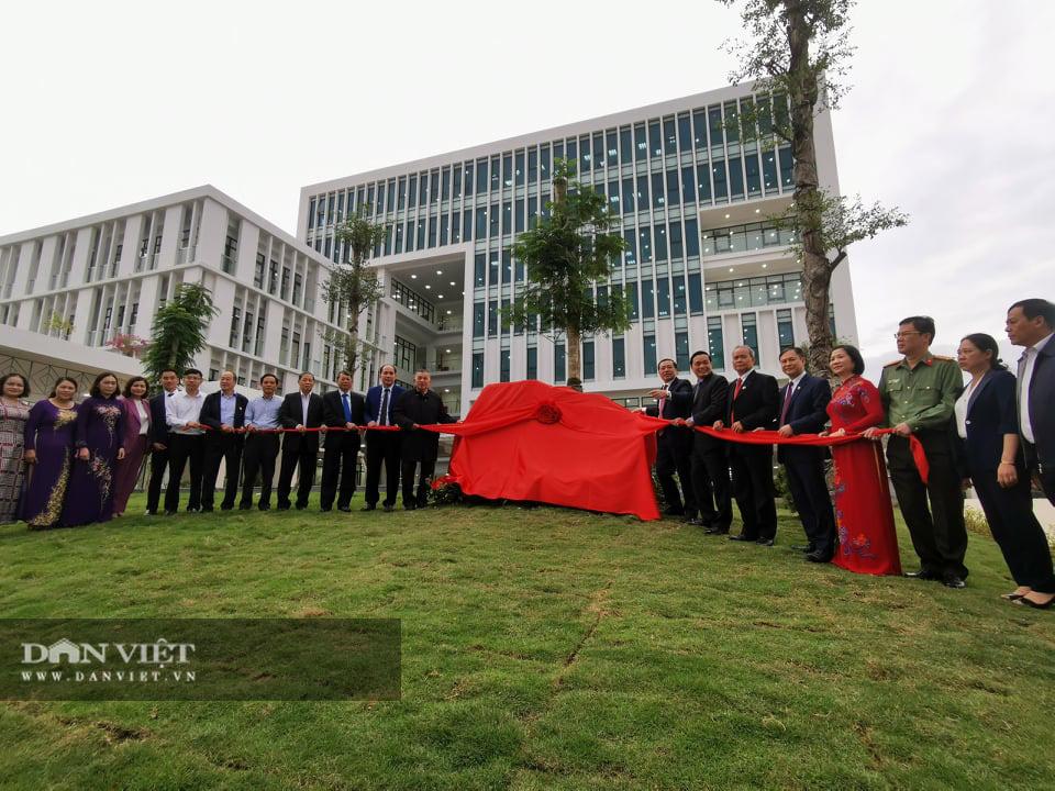 Cao Bằng: Khánh thành, gắn biển một loạt công trình chào mừng Đại hội Đảng bộ tỉnh - Ảnh 3.