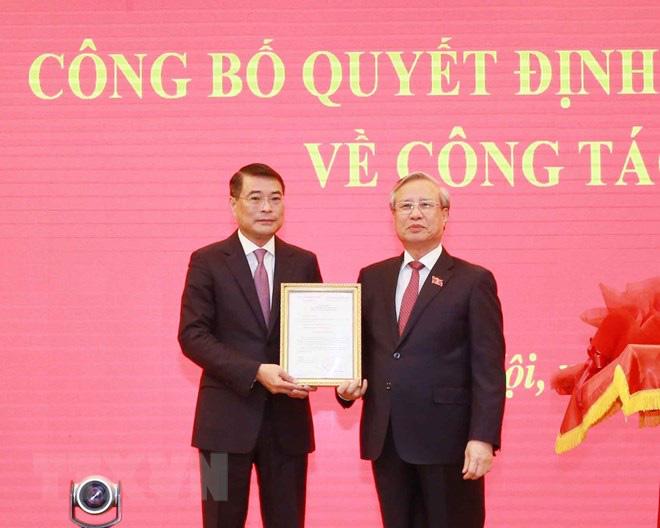 Ông Lê Minh Hưng được điều động làm Chánh Văn phòng Trung ương Đảng - Ảnh 4.