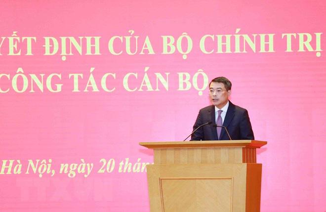 Ông Lê Minh Hưng được điều động làm Chánh Văn phòng Trung ương Đảng - Ảnh 5.