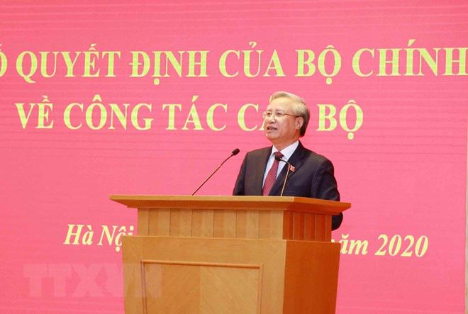 Ông Lê Minh Hưng được điều động làm Chánh Văn phòng Trung ương Đảng - Ảnh 6.