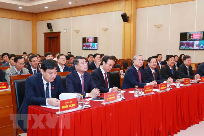 Ông Lê Minh Hưng được điều động làm Chánh Văn phòng Trung ương Đảng - Ảnh 8.