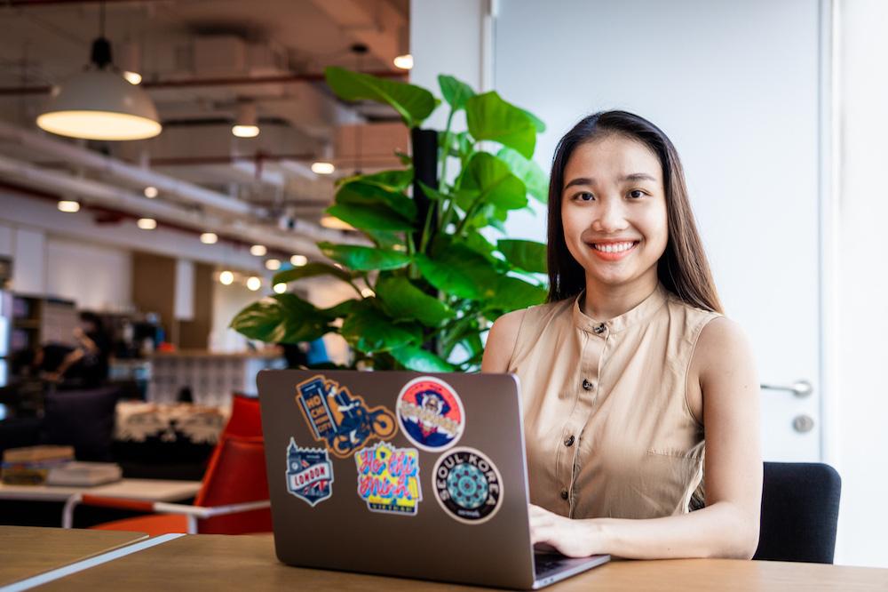 Nữ doanh nhân đồng sáng lập Fonos.vn: Khởi nghiệp giúp tìm ra phiên bản tốt nhất của chính mình - Ảnh 2.