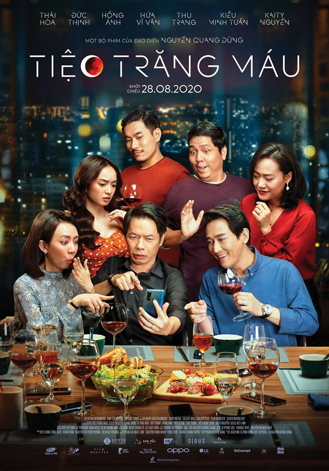 """Khán giả suất chiếu đầu tiên của """"Tiệc trăng máu"""" nô nức chấm điểm tối đa, rời rạp các netizen vội review """"nóng"""" - Ảnh 1."""