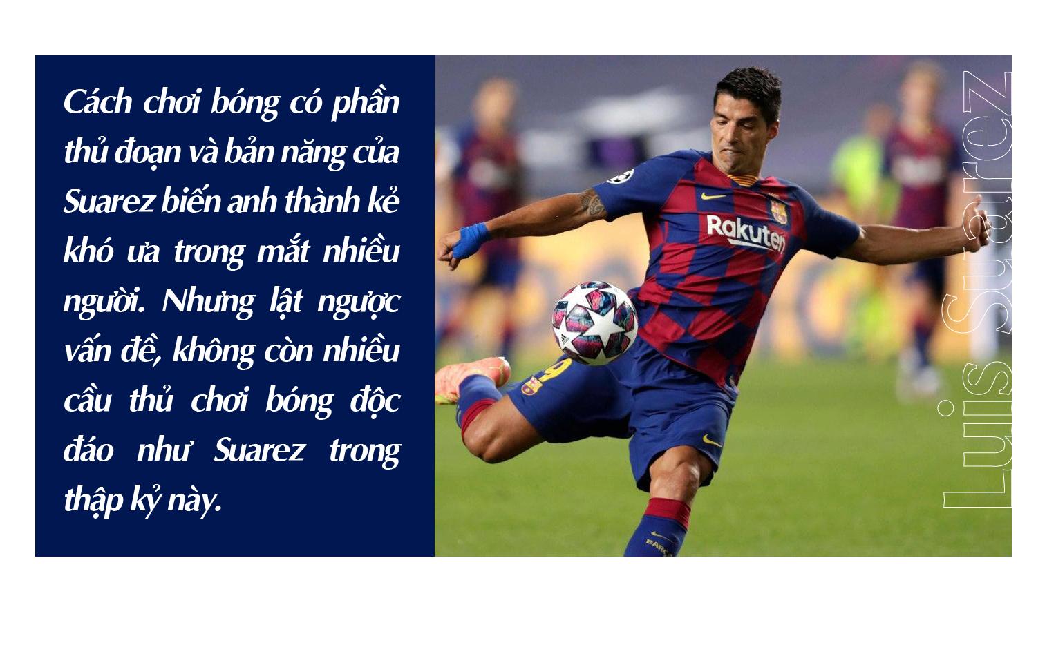 Luis Suarez: Quái vật si tình và hành trình từ thằng bé nhặt ve chai đến siêu sao bóng đá - Ảnh 13.