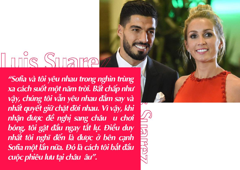 Luis Suarez: Quái vật si tình và hành trình từ thằng bé nhặt ve chai đến siêu sao bóng đá - Ảnh 8.