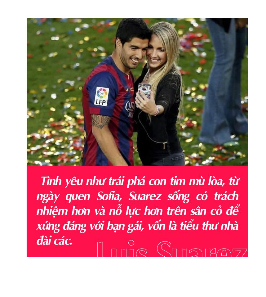 Luis Suarez: Quái vật si tình và hành trình từ thằng bé nhặt ve chai đến siêu sao bóng đá - Ảnh 6.