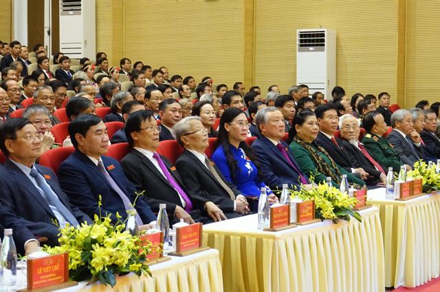 Ban chấp hành Đảng bộ giảm 5 người  - Ảnh 2.