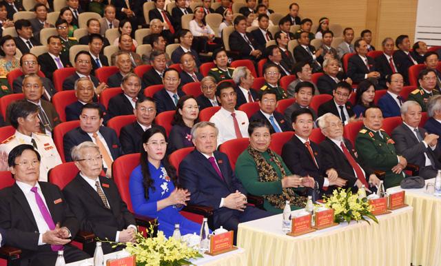 Đại hội Đảng bộ tỉnh Quảng Ngãi lần thứ XX: Mục tiêu trở thành tỉnh phát triển khá của miền Trung  - Ảnh 3.