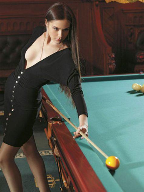 6 nữ cơ thủ billiard xinh đẹp, quyến rũ nhất hiện nay - Ảnh 5.