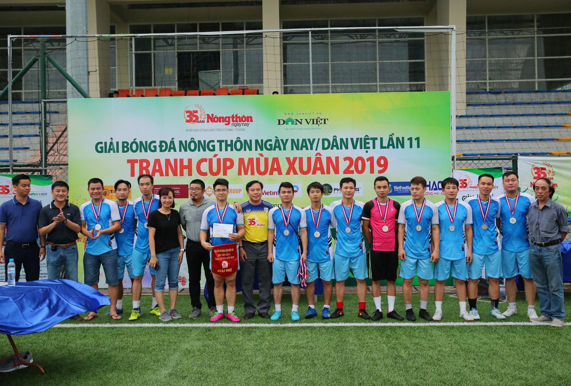 """Đương kim Á quân FC 24h.com.vn: """"Tham dự Giải bóng đá báo NTNN/Dân Việt 2020 mang lại cảm xúc lớn"""" - Ảnh 1."""