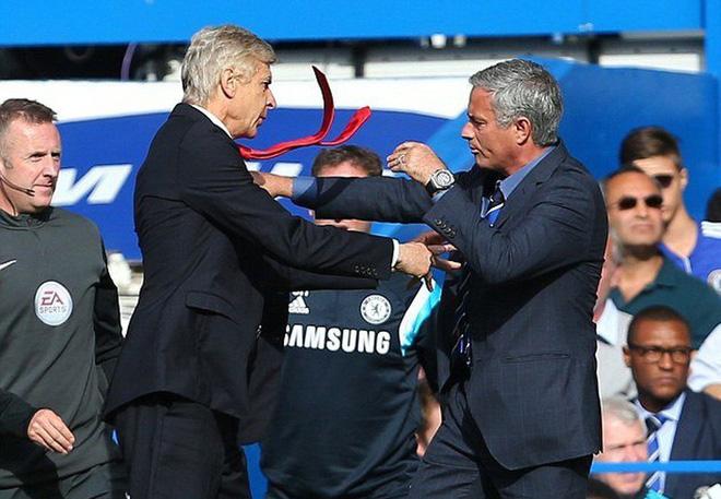 """Khẩu chiến """"cực gắt"""", Wenger gọi Mourinho là """"trẻ mẫu giáo"""" - Ảnh 2."""