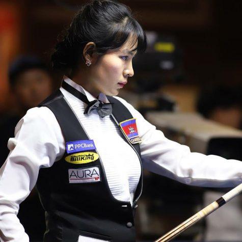 6 nữ cơ thủ billiard xinh đẹp, quyến rũ nhất hiện nay - Ảnh 2.