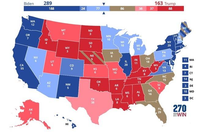 """Bầu cử Tổng thống Mỹ: """"Cuộc đua"""" độc nhất vô nhị, được chờ đón nhất hành tinh  - Ảnh 15."""