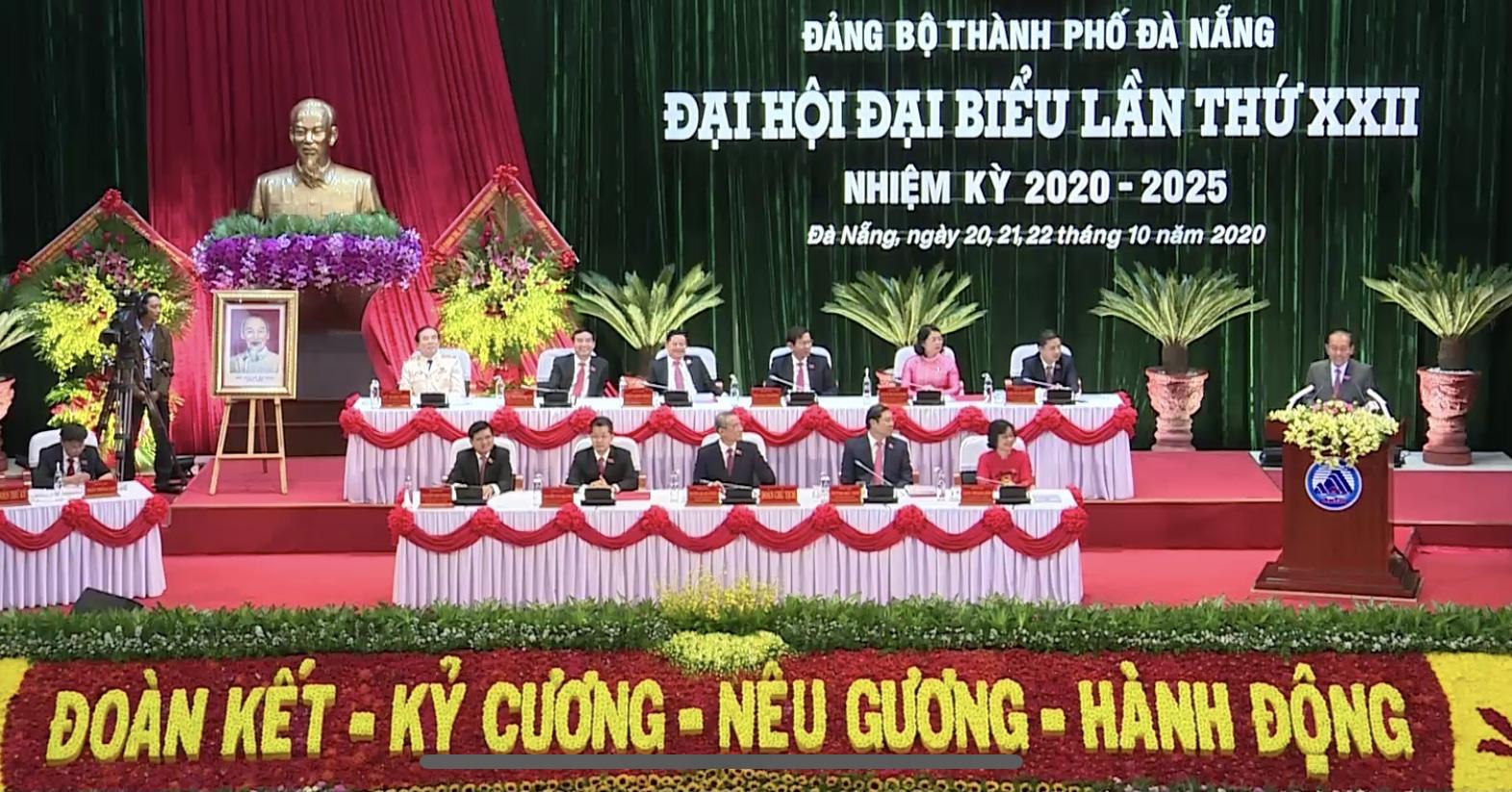 """""""Đại biểu Đà Nẵng cần bám sát đề án nhân sự của Bộ Chính trị đã duyệt để bầu..."""" - Ảnh 2."""