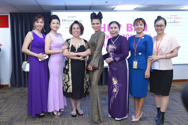 Tôn vinh những người phụ nữ sản xuất, kinh doanh giỏi - Ảnh 1.