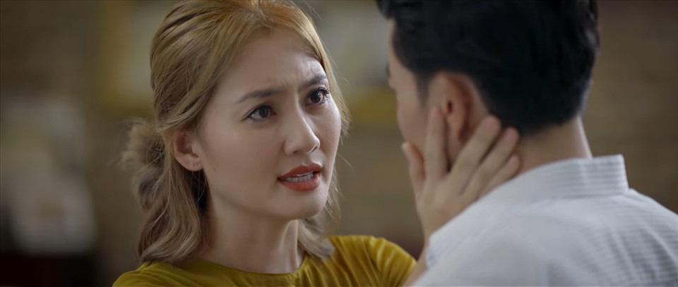 Trói buộc yêu thương tập 15: Hà khéo léo lừa Khánh sa lưới tình - Ảnh 3.