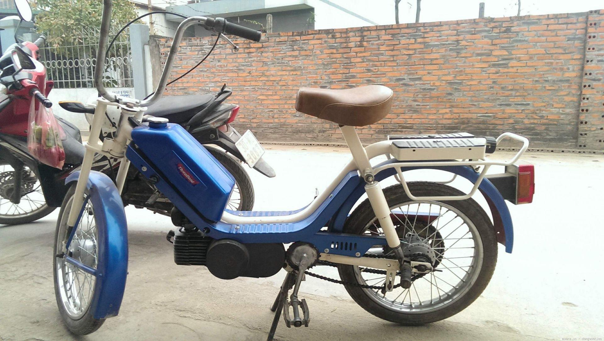 Chiếc xe máy đầu tiên - ước mơ thời bao cấp - Ảnh 6.