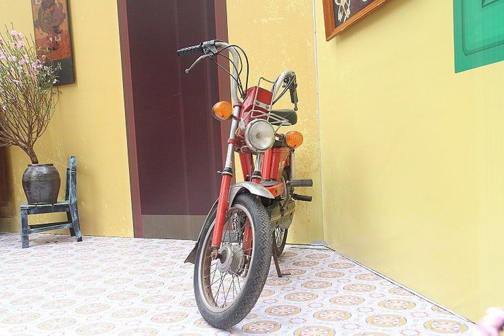 Chiếc xe máy đầu tiên - ước mơ thời bao cấp - Ảnh 3.
