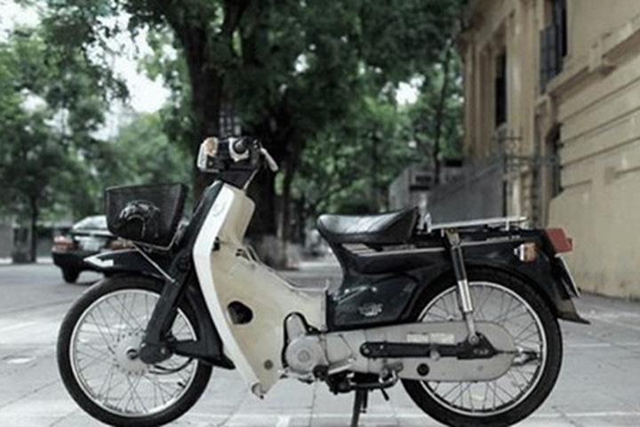 Chiếc xe máy đầu tiên - ước mơ thời bao cấp - Ảnh 2.